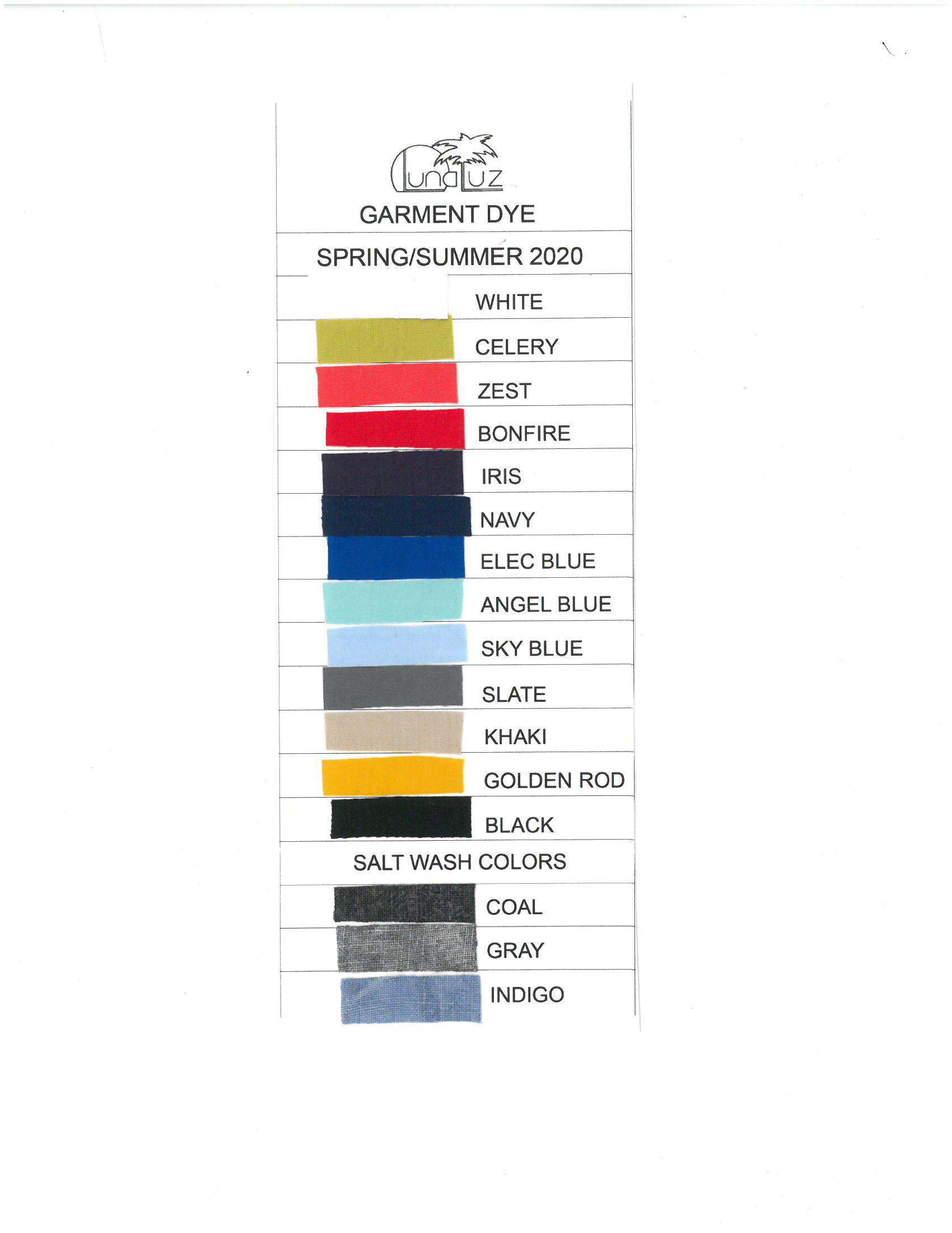 Luna Luz: Tied & Dyed Off The Shoulder Godet Dress (Ships Immed, 1 Left in Angel Blue!)