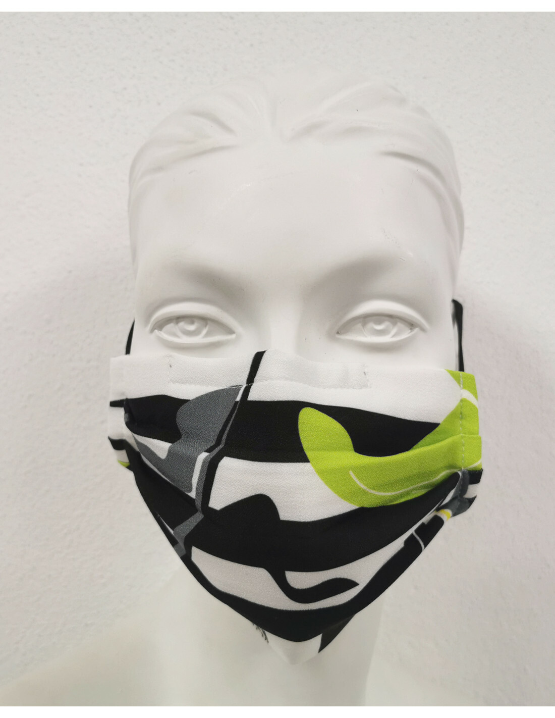 Maloka: Colors Of Picasso's Lemon Marble Art Mask (With Filter, More Arrived!) MK_MASK_LEMON_MARBLE_N1