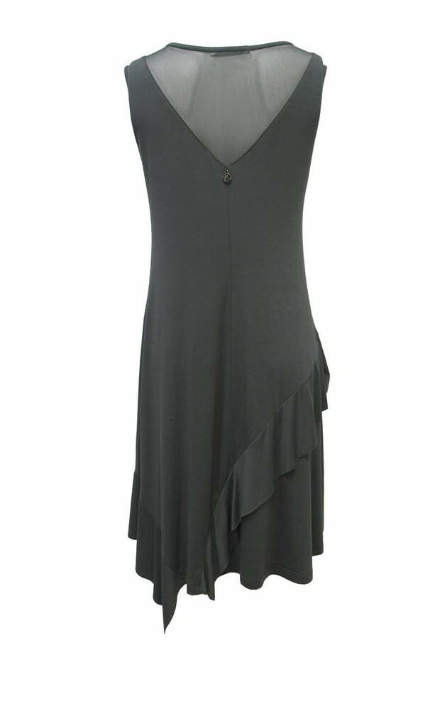 Maloka: Mrs. Crazy Comfy Frilled Midi Dress (More Colors!)