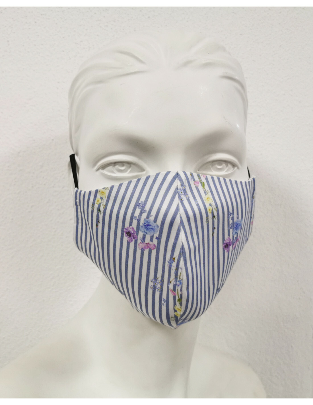 Maloka: Picasso's Wild Lilies Abstract Art Protective Masks 1, 2 & 3-Pack (With Filter, Few Left!) MK_WILD_LILIES_MASK