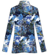 Maloka: Jungle Party Abstract Art Sweater (More Colors!)