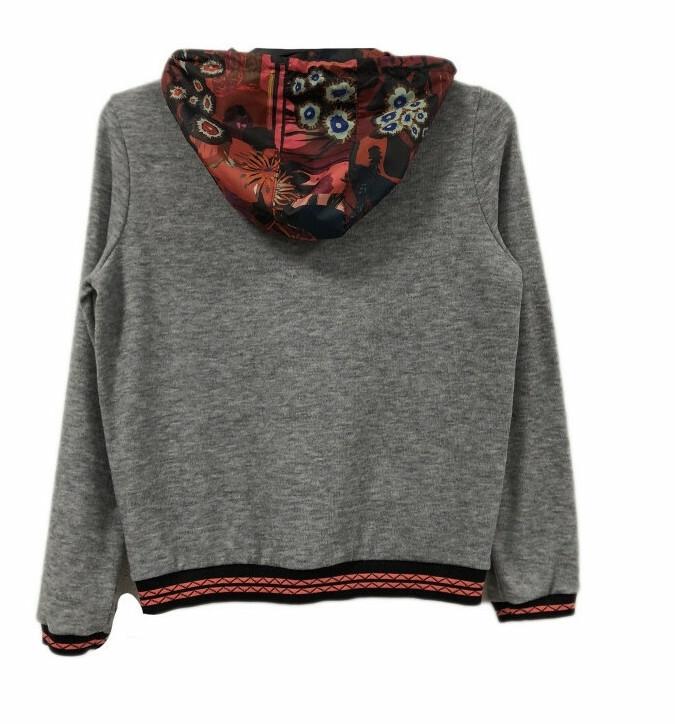 Maloka: Sedona Rock Puffer Art Jacket