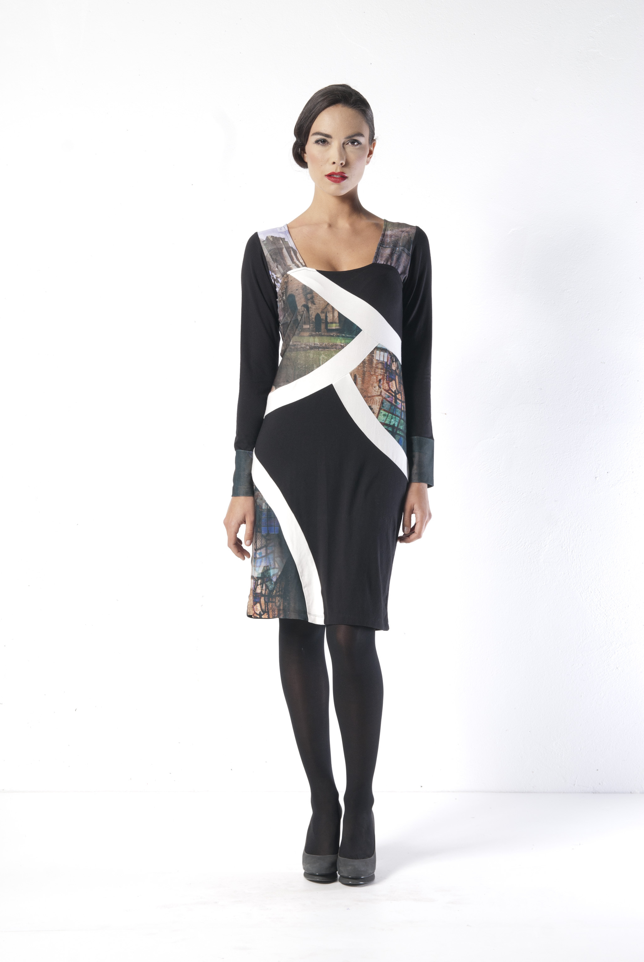 Les Fees Du Vent Couture: Notre Dame At A Glance Dress (Hot Fave, It's Back!)