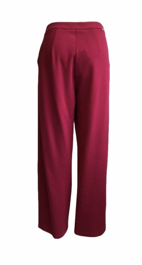 Maloka: De Roma Wide Leg Ponte Pants (More Colors!)