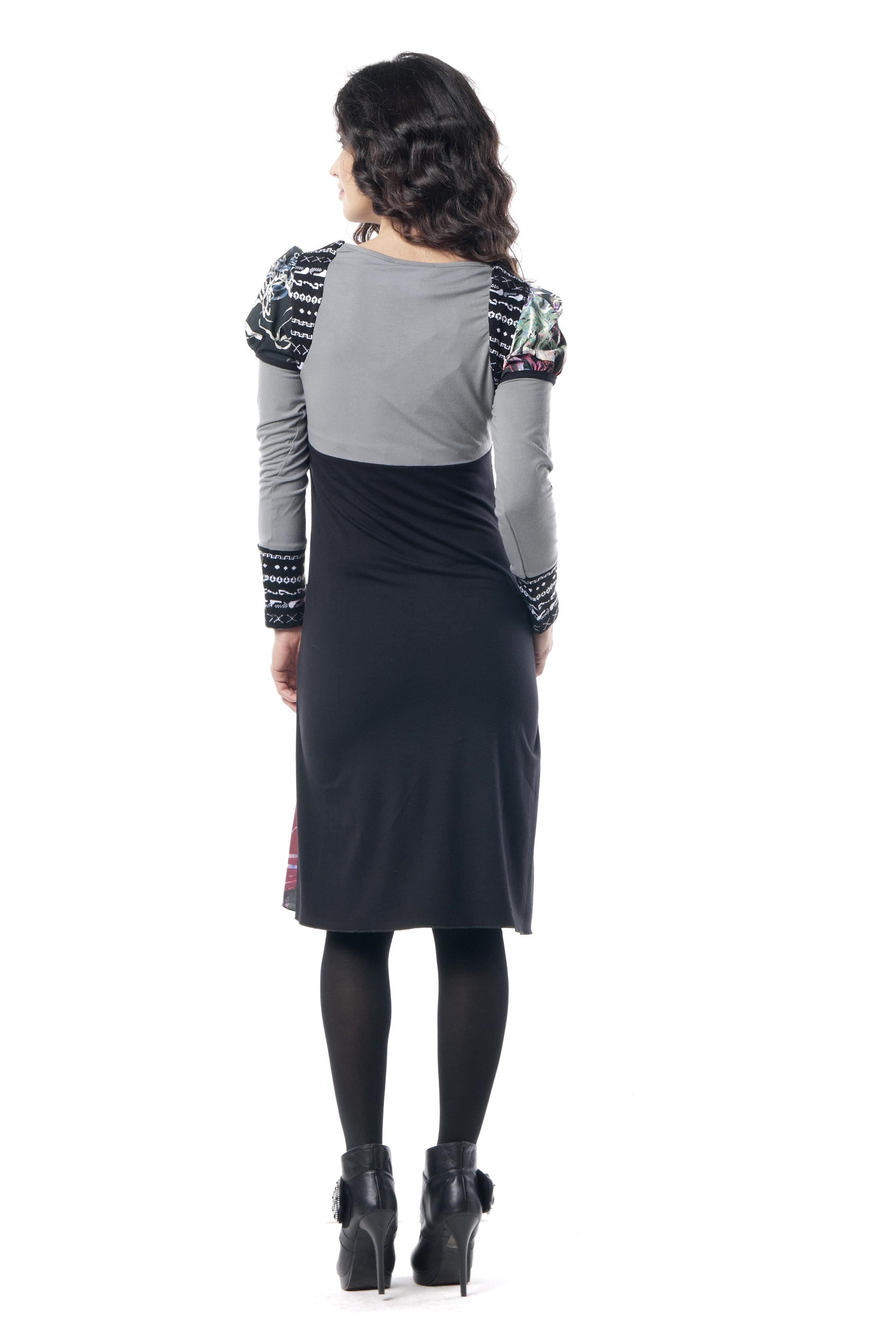 Les Fees Du Vent Couture: Femme Extase Color Block Dress