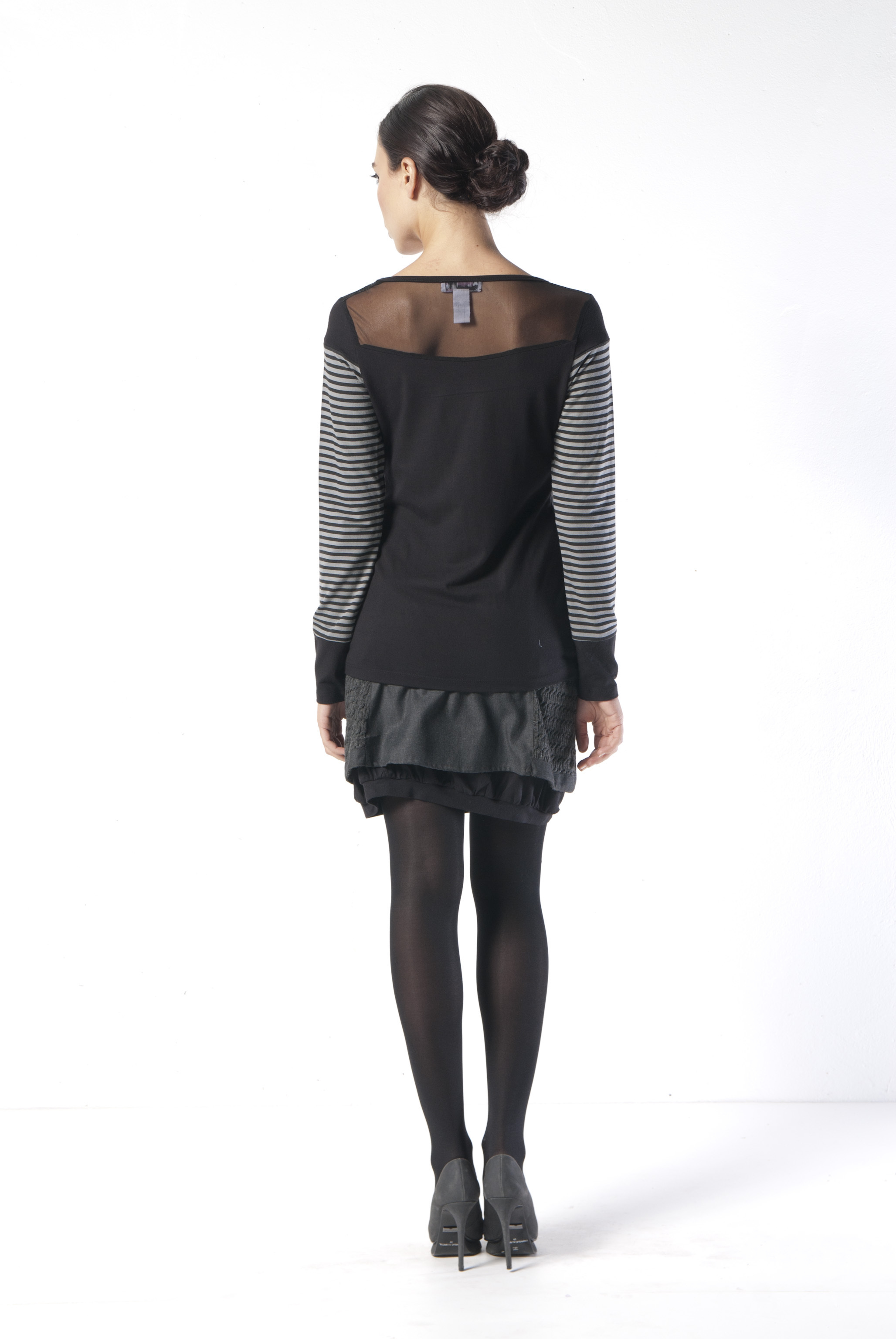 Les Fees Du Vent Couture: Color Intrigue Sweater (Almost Gone!)