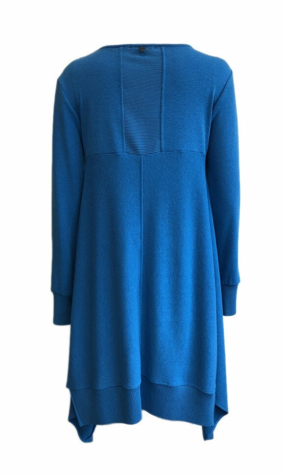 Maloka: Crazy Comfy Tricot Asymmetrical Tunic (Many Colors!)