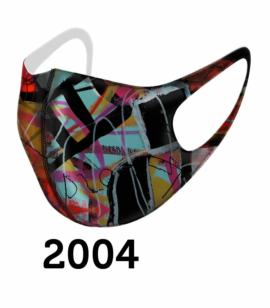 Dolcezza Simply Art Mask: Free Gift (Art Varies, as per pictures)
