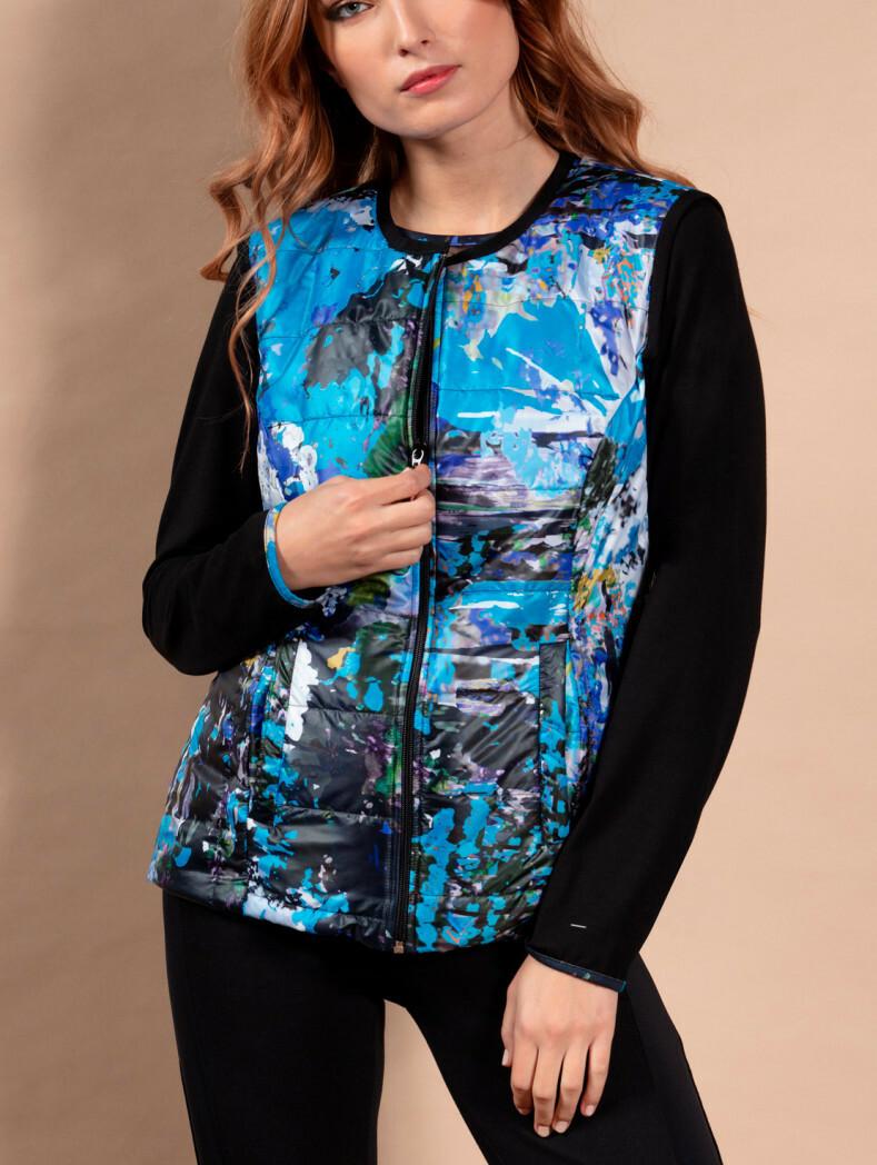 Maloka: Blue Beauty Abstract Art Vest (More Colors!) MK_BRIANA_N