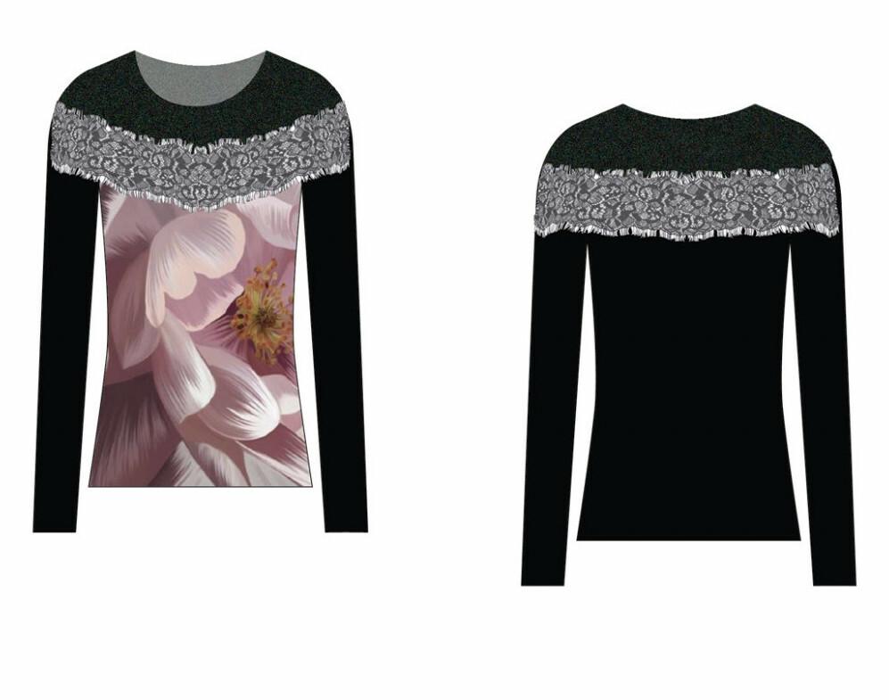 Paul Brial: Dreaming Of Blush Roses T-Shirt