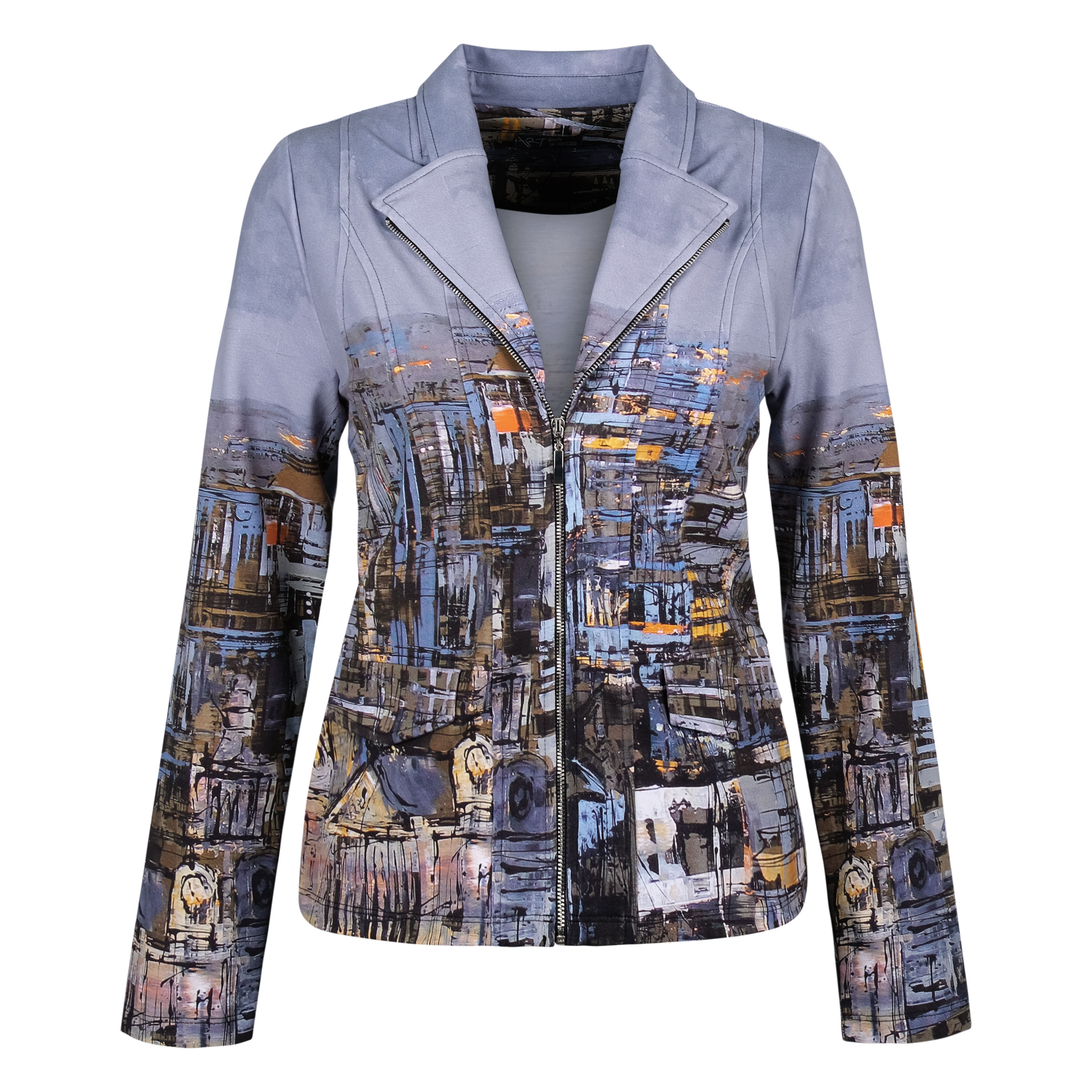 Simply Art Dolcezza: St. Paul's Sundown Zip Jacket (1 Available at Special price!) Dolcezza_SimplyArt_70665