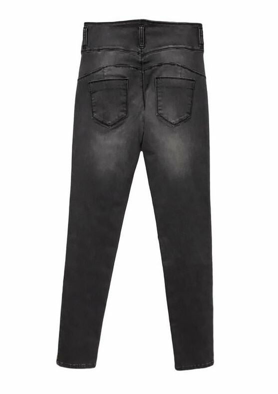 Paul Brial: High Waisted Triple Buttoned Eliott Jeans (More Colors!)