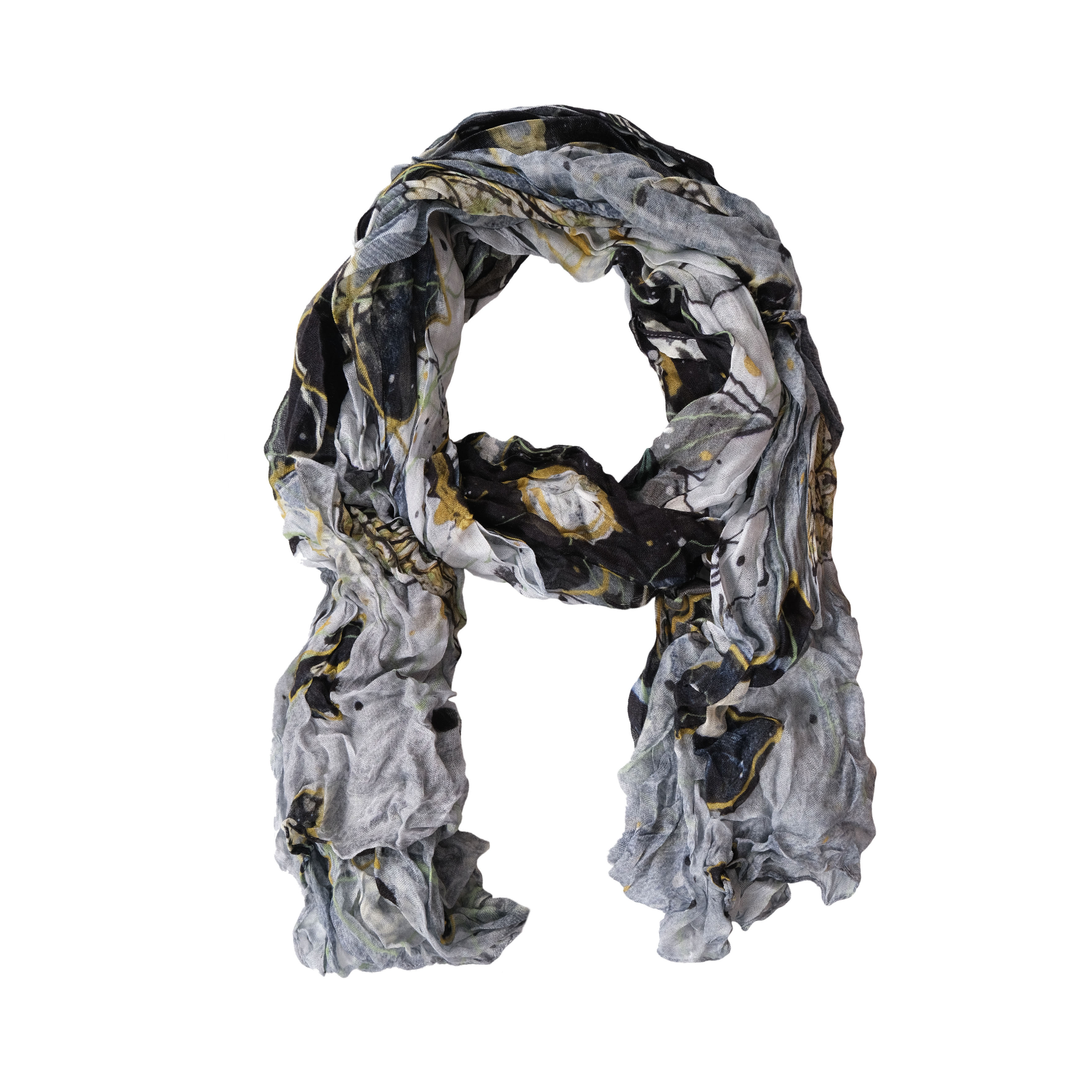 Simply Art Dolcezza: New Fall 2020 Abstract Art Scarves (Many Art Patterns!) Dolcezza_simplyart_scarves_N4