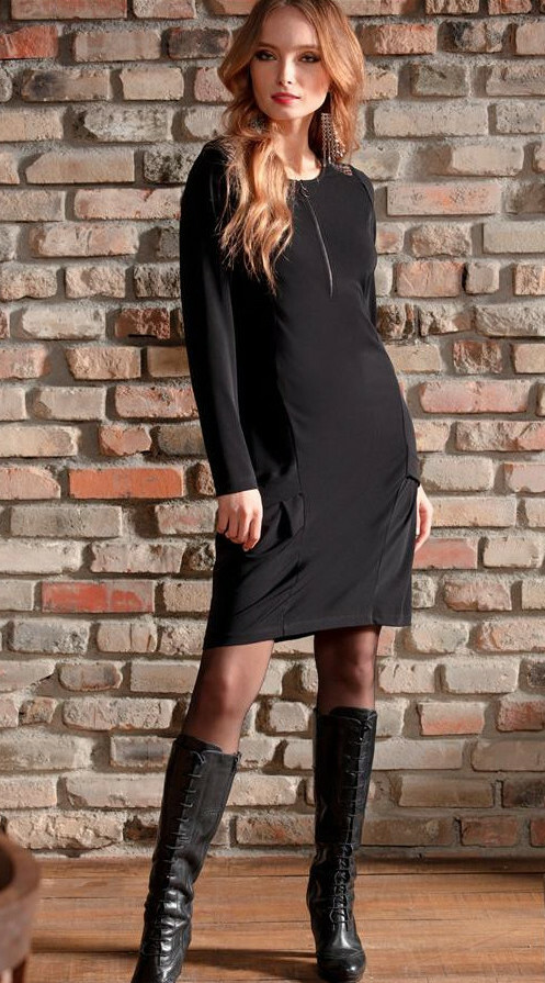 Maloka: That's My Little Black Dress (More Colors!) MK_PRISCILLA