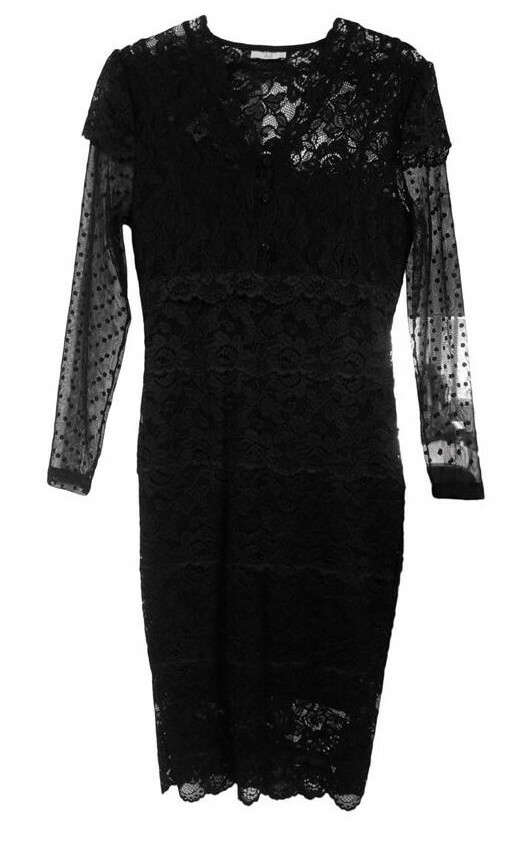 Paul Brial: My Sexy Little Black Lace Dress (1 Left!)