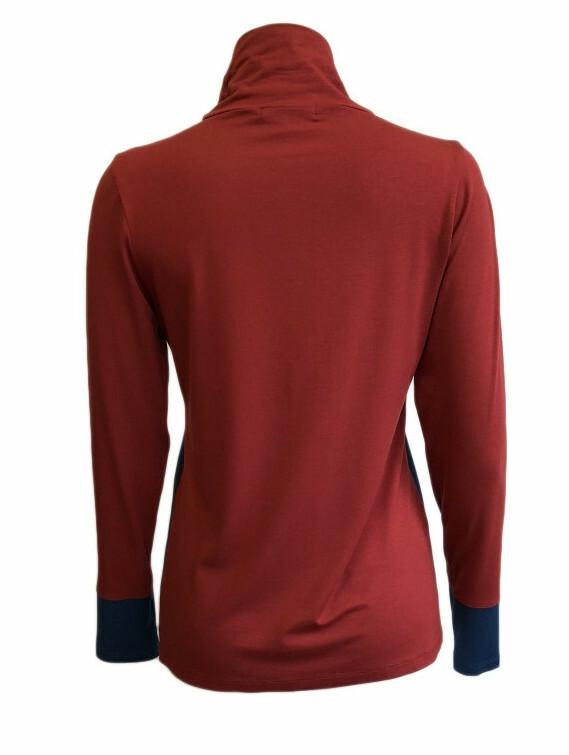 Maloka: Color Contrast T-Shirt (Few Left!)