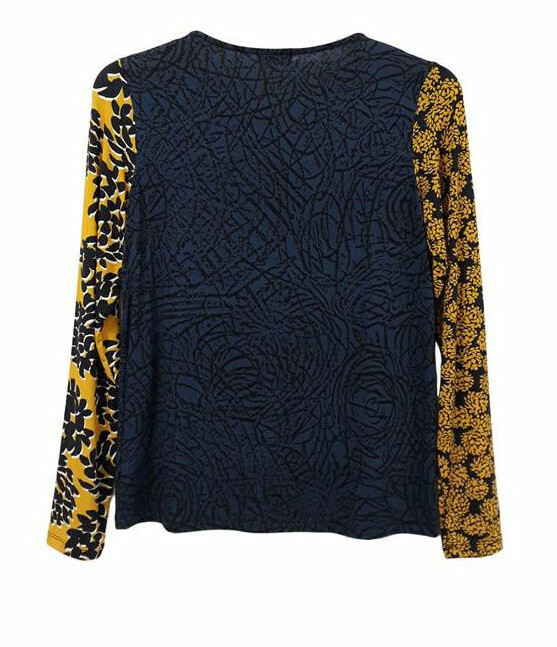 Paul Brial: Patchwork Of Daisies T-Shirt