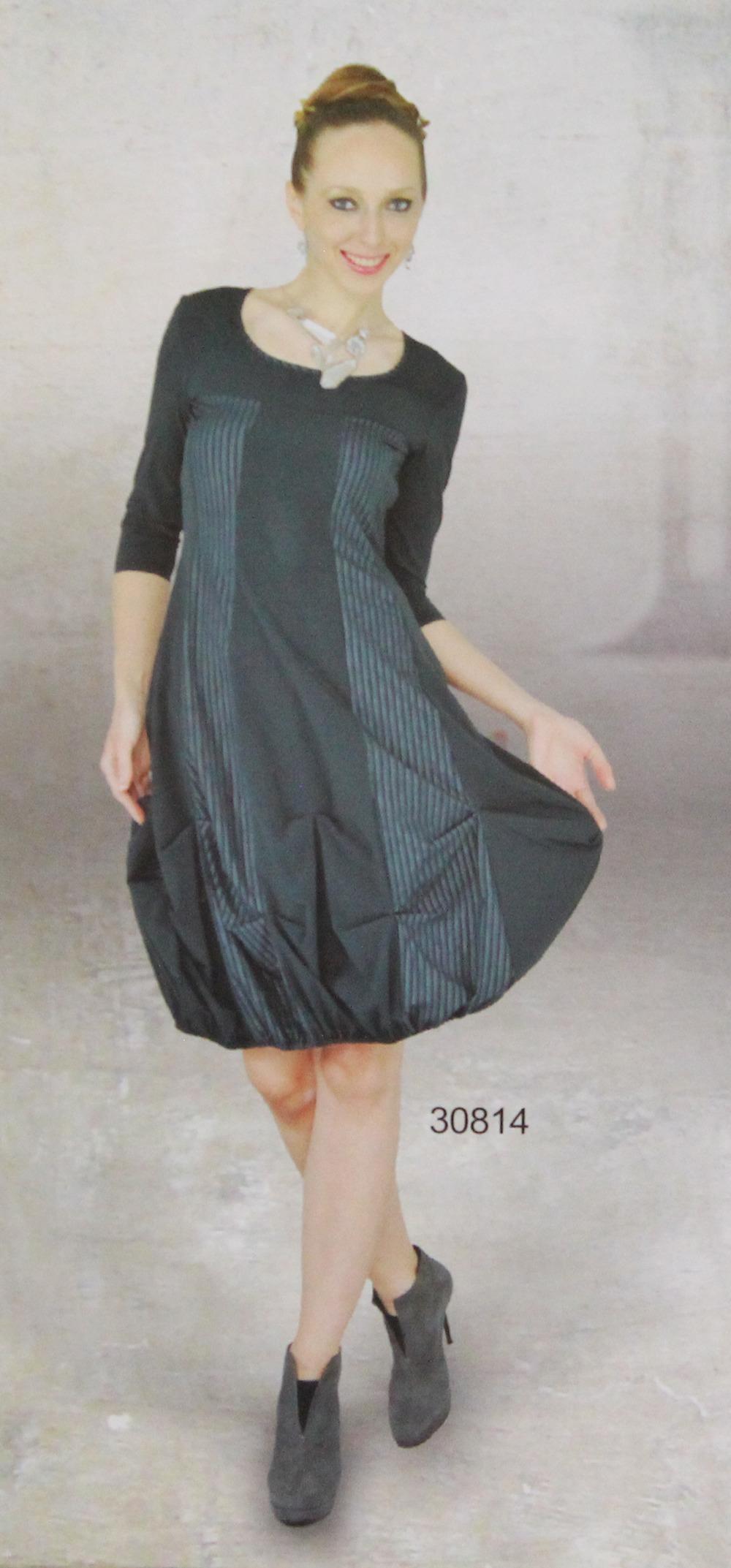 Dzhavael Couture: Slinky Emerald Dress (Almost Gone!) DZ_30814
