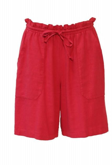 Maloka: Paper Bag Linen Shorts (More Colors!)
