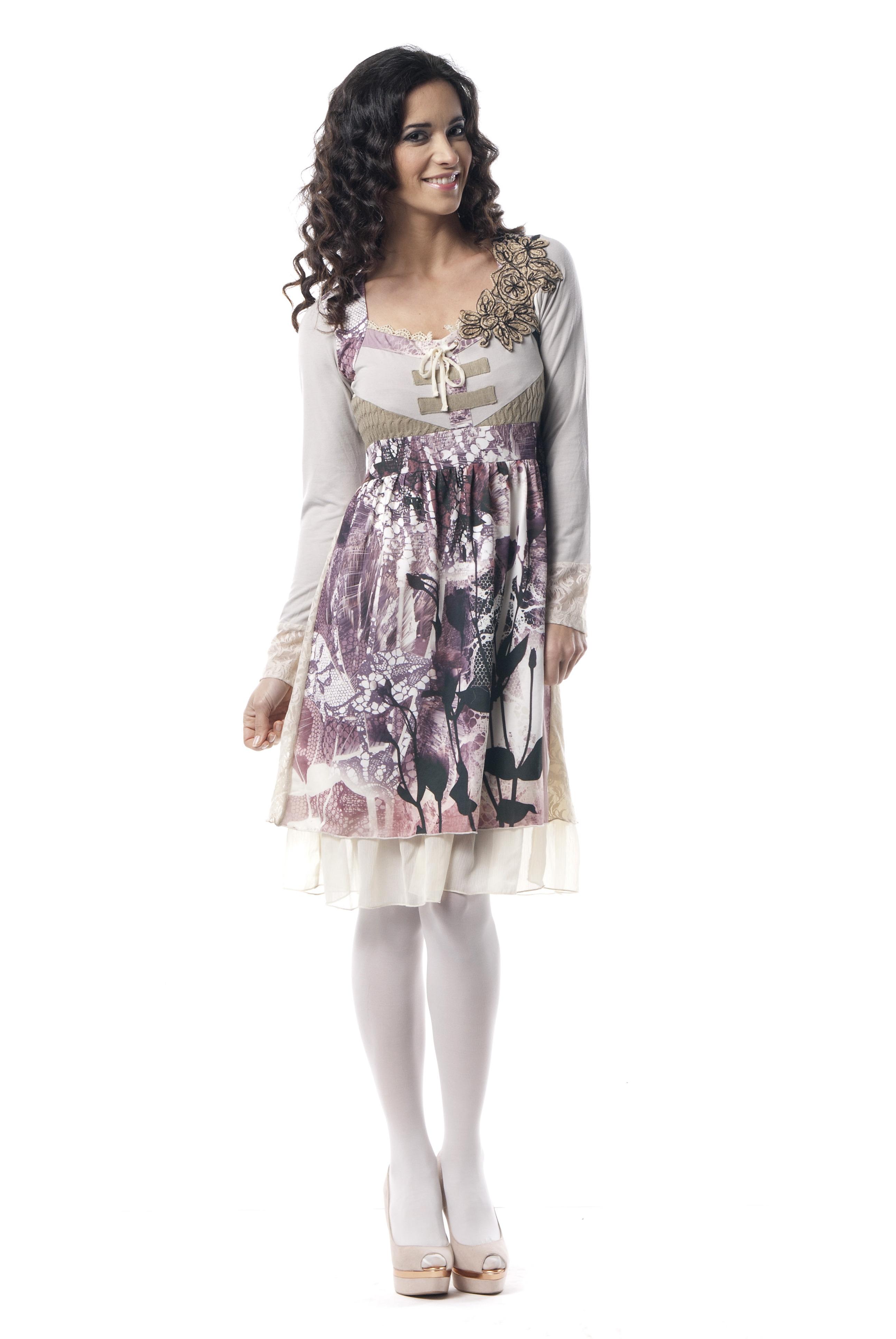 Les Fees Du Vent Couture: Belissola Dress (Almost Gone!) LFDV_887505_N