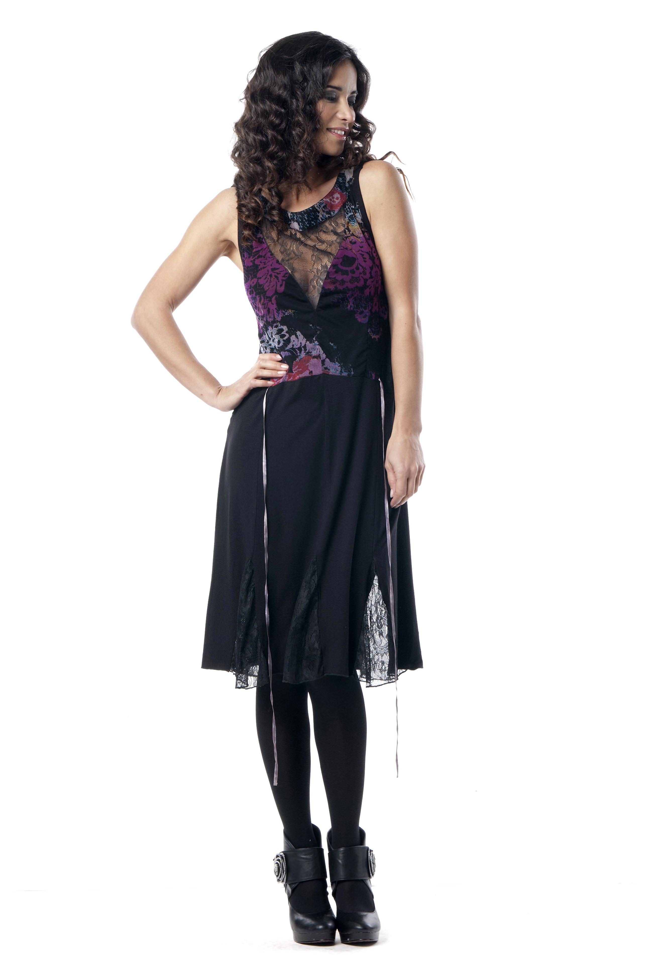 Les Fees Du Vent Couture: Sexy Sorcery Dress (1 Left!) LFDV_887310