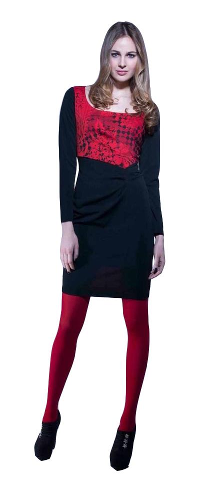 Eroke Italy: Zone Hot Dress (Almost Gone!) EROKE_AB176_N