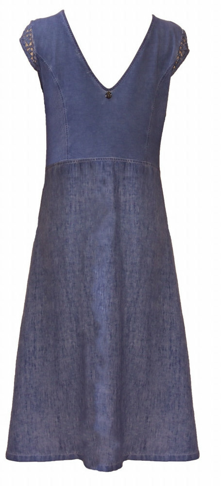 Maloka: Cotton Dream Flared High Low Dress (More Colors!)