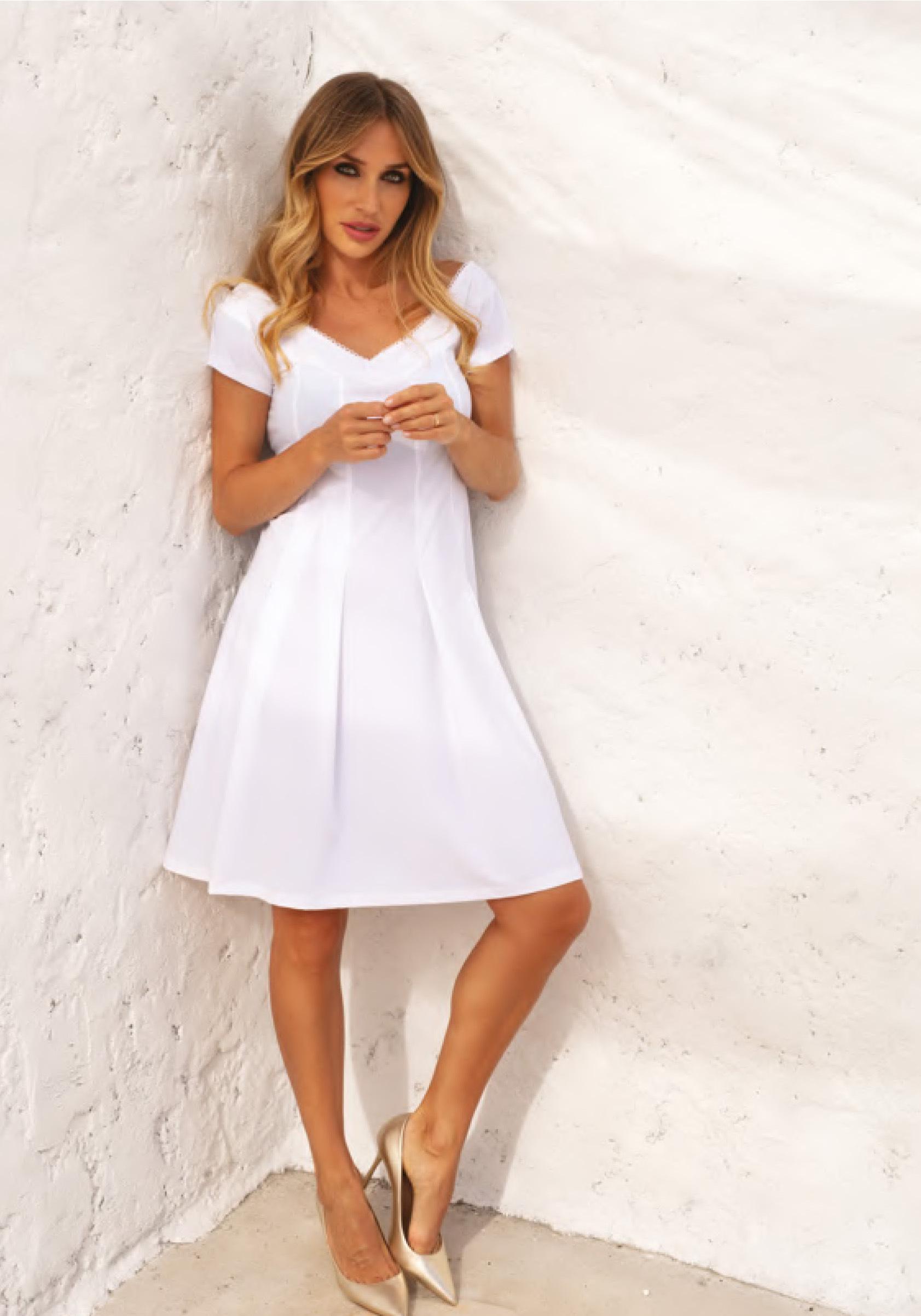 Maloka: Super Flirty Fit and Flare Dress (More Colors!) MK_KALITA