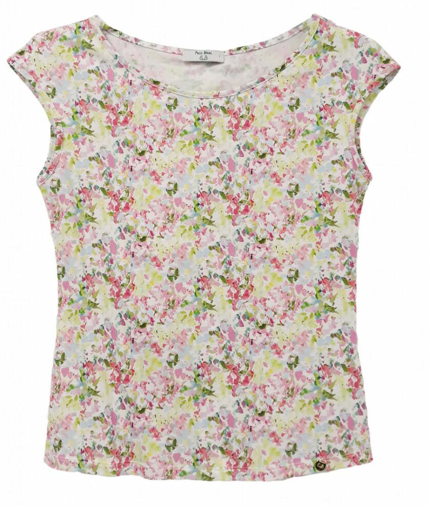 Paul Brial: Spring Is In The Air Art T-shirt PB_JACINTHE
