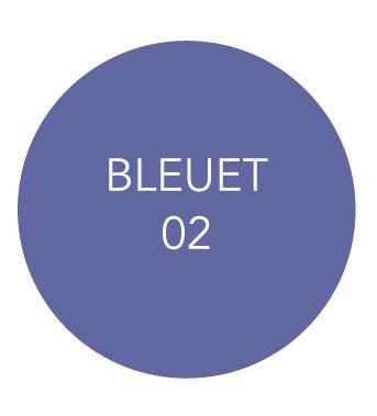 Maloka: Flirty Ruffles Linen Dress (1 Left in Azure Blue!)