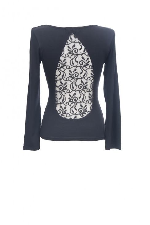 Les Fees Du Vent Couture: Crystal Keyhole Top LFDV_888326
