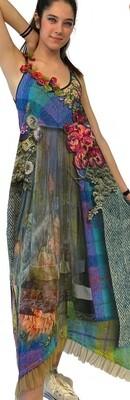 IPNG Mood Of Flavour V Pocket Maxi Dress