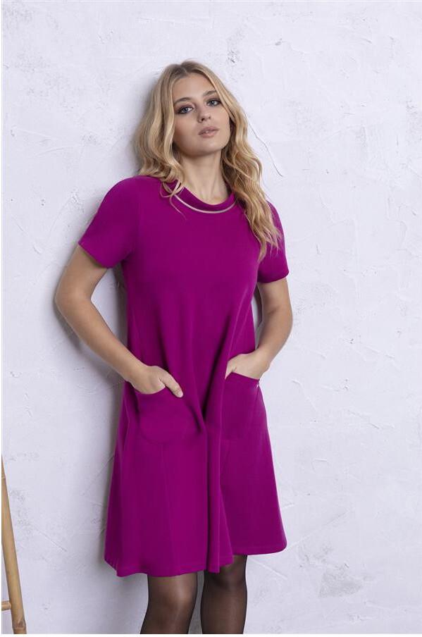Maloka: My Double Pocket Flared Dress/Tunic (More Colors!) MK_DORINE
