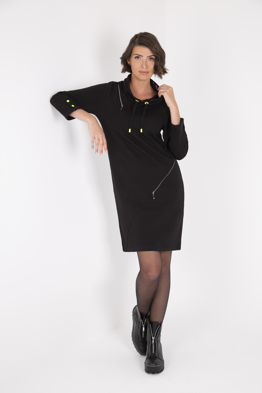 Simply Art Dolcezza: Arty Dog Mia Sweatshirt Dress/Tunic