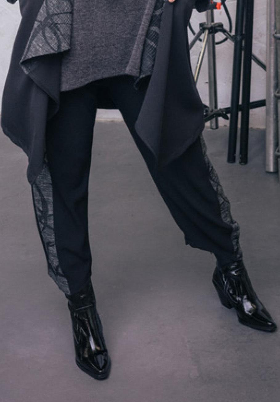 G!oze: Victorian Slurp Flared Comfy Pant