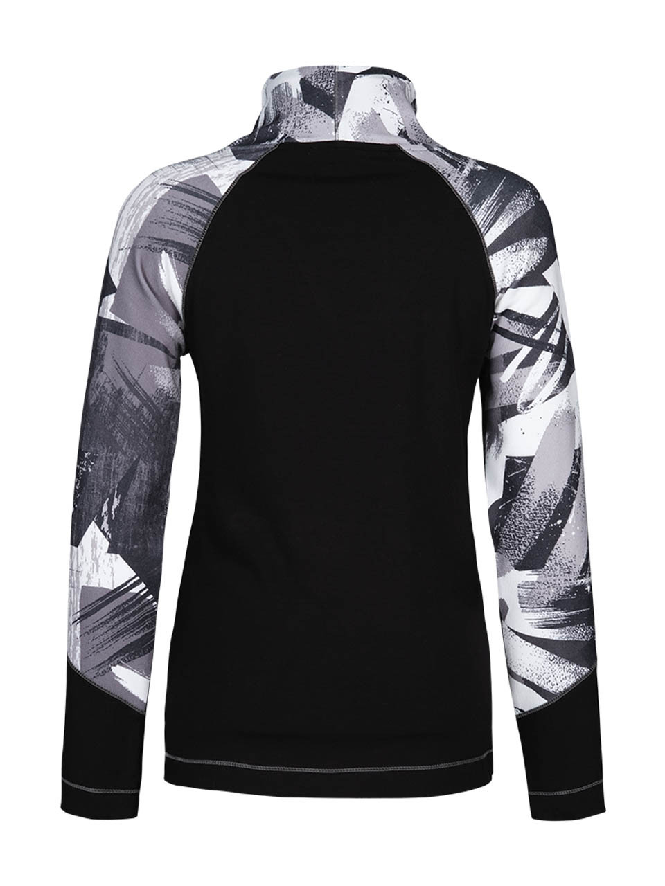 Simply Art Dolcezza: Outlined Bodice Abstract Art Layer No. 3 Tunic (Few Left!)