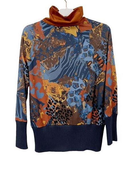 Paul Brial: Fancy Footprint Comfy Sweater