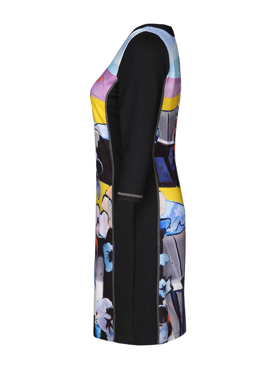 Simply Art Dolcezza: Still Life Abstract Art Dress (Few Left!)