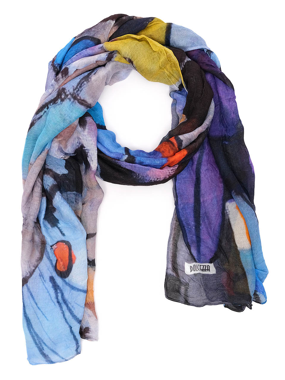 Simply Art Dolcezza: Still Life Abstract Art Scarf (2 Left!)