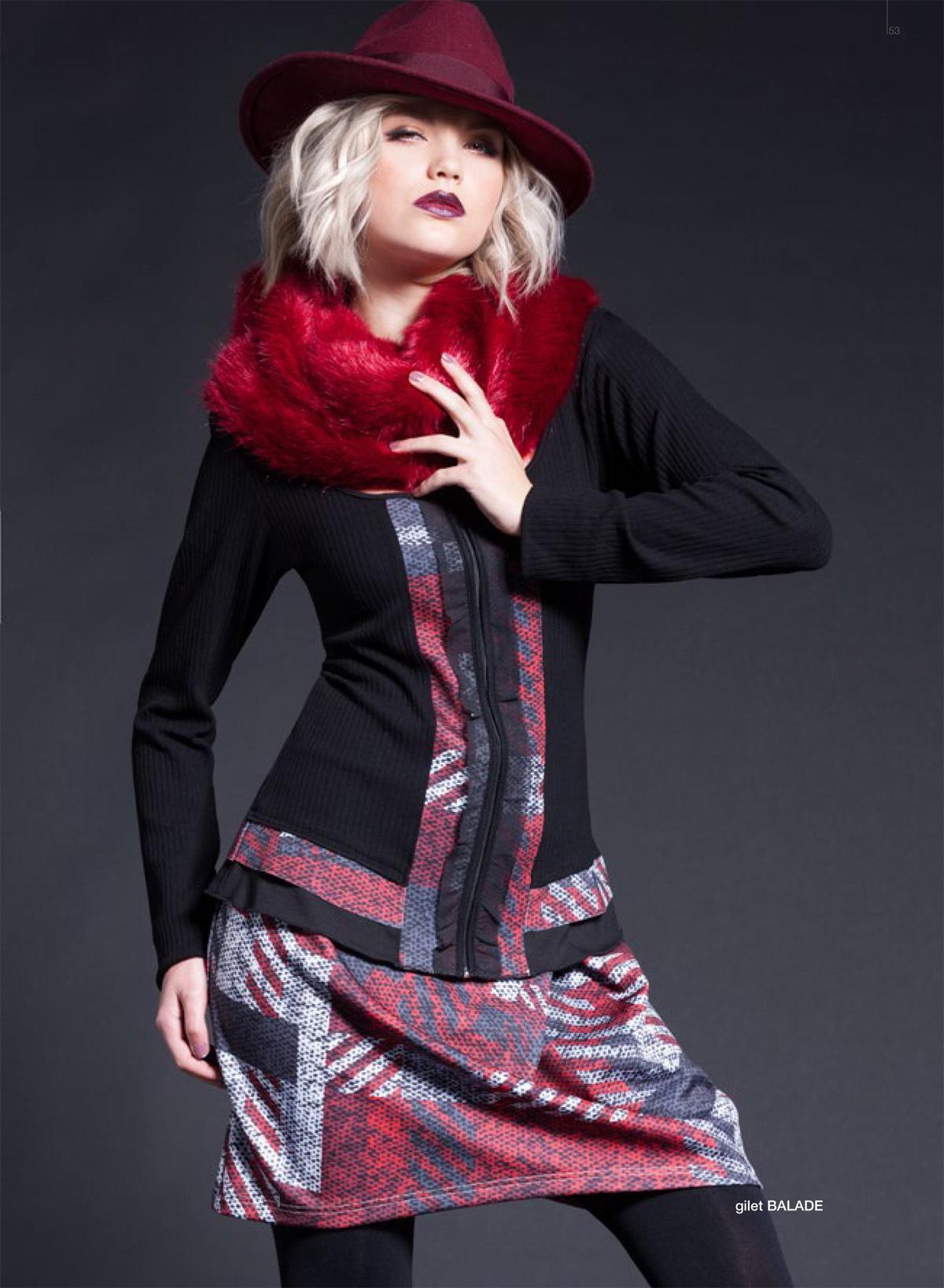 Maloka: Diamond Twist Skirt (1 Left!)