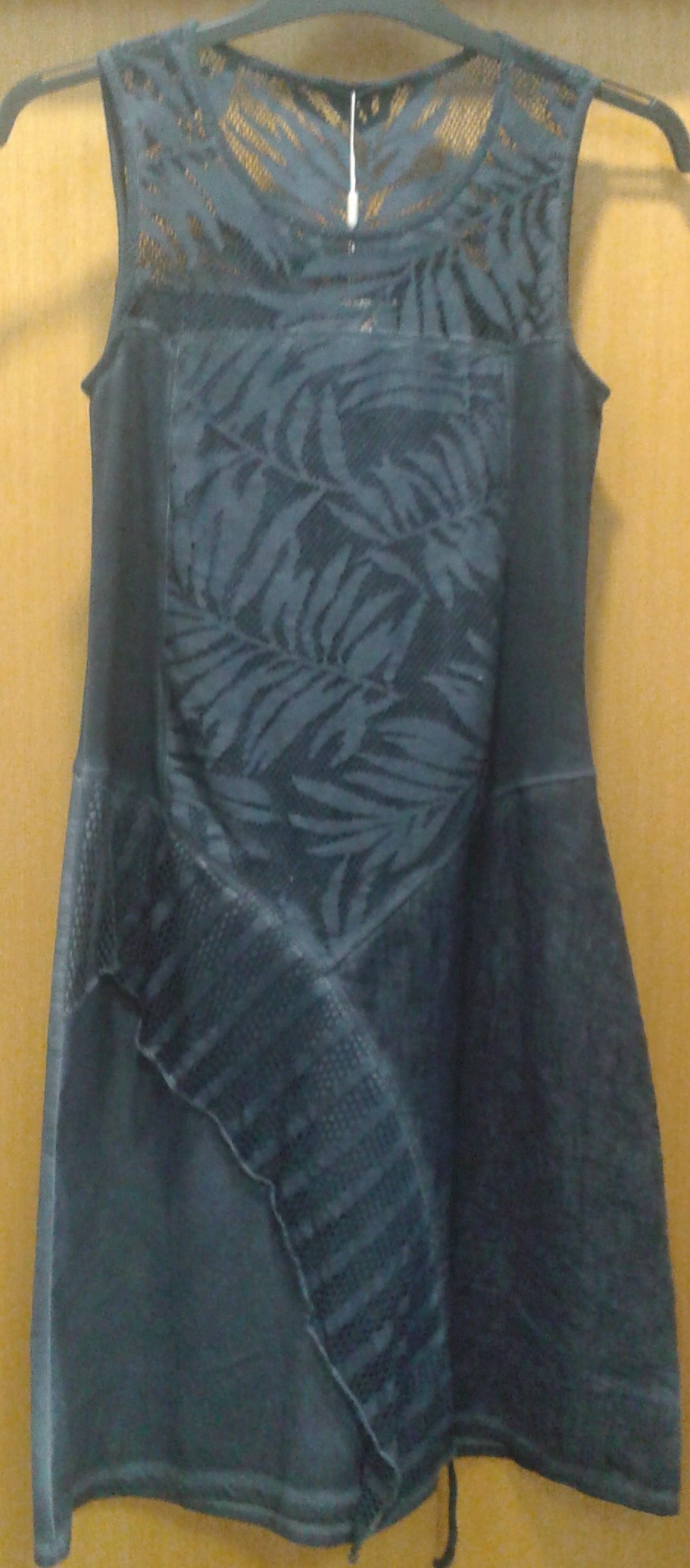Maloka: Brushed Cotton Fiji Leaf Tied Hem Sundress (More Colors!)