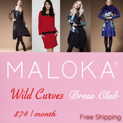 Style of the Month Dress Club: Maloka