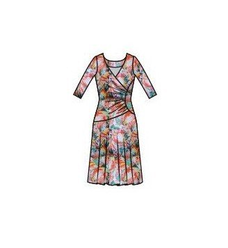 Paul Brial: Tropical Champagne Art Midi Dress