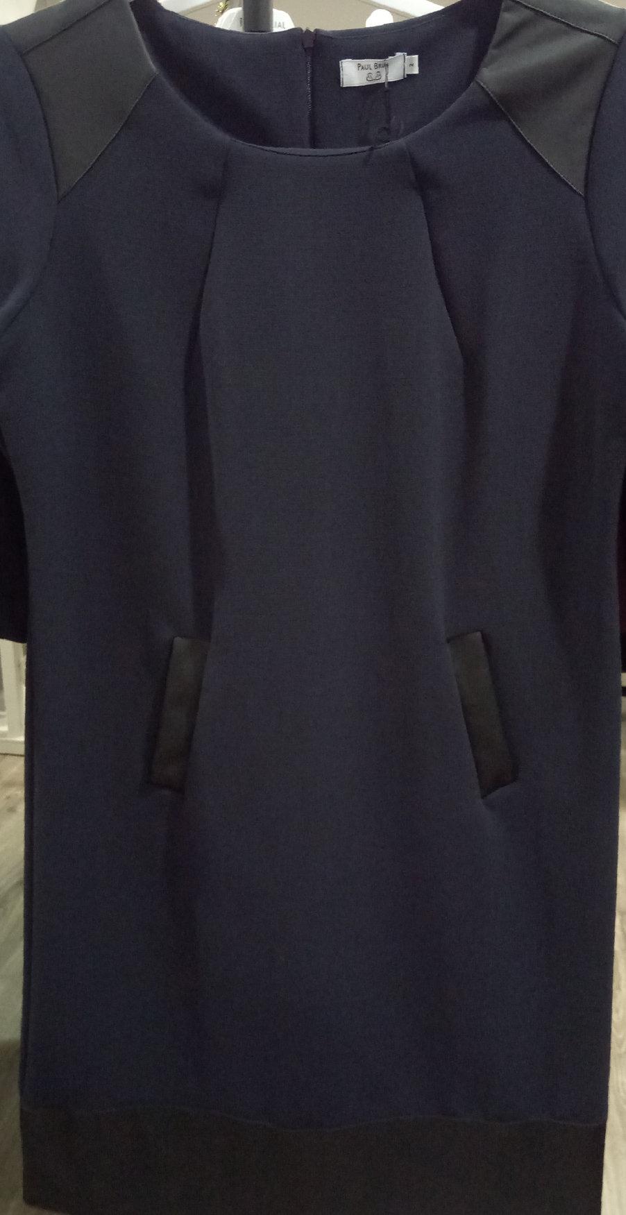 Paul Brial: Moto Midi Pocket Dress (More Colors!)