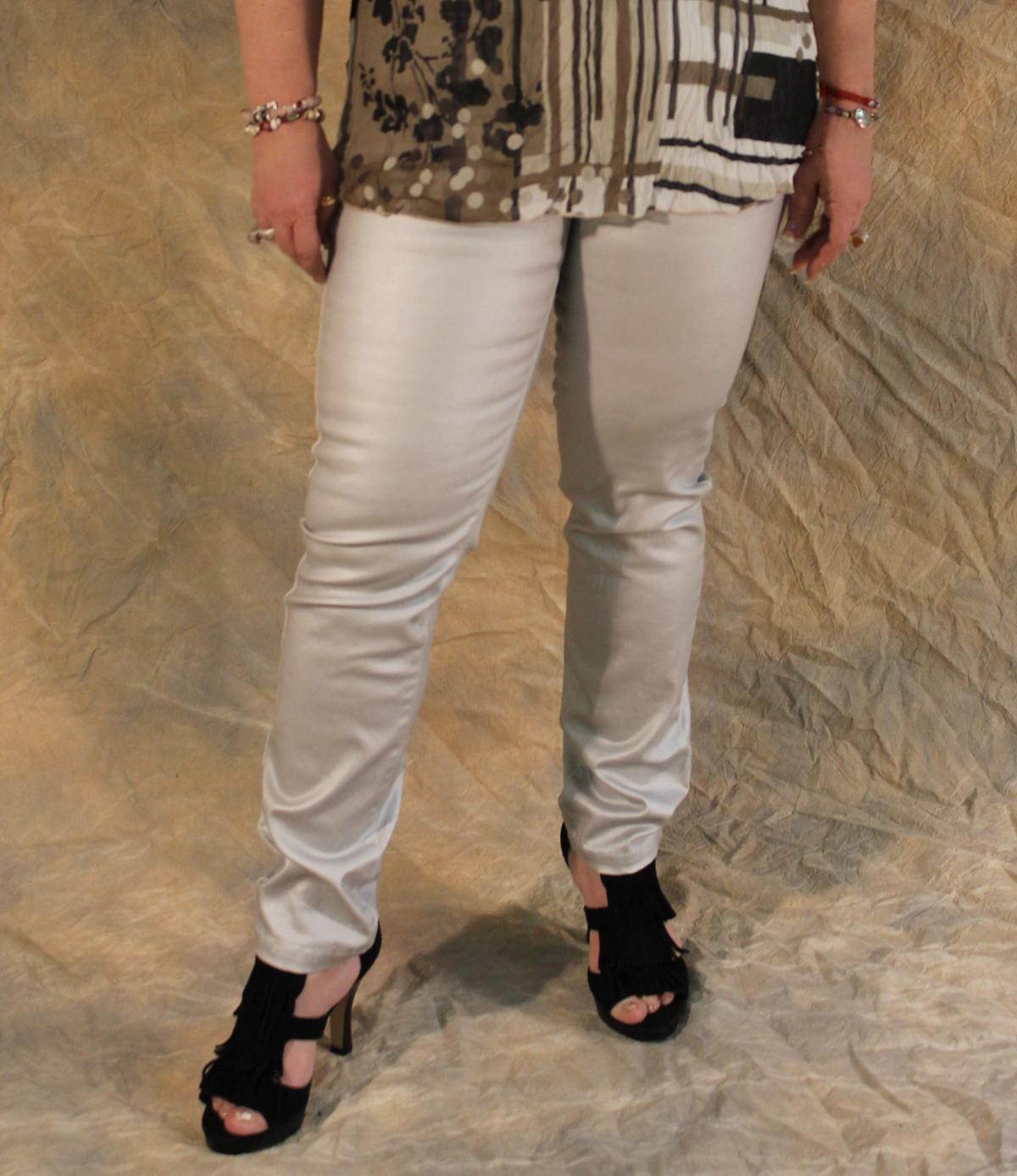 Lauren Vidal Silver Sexy Pant LV_SILVER_PANT