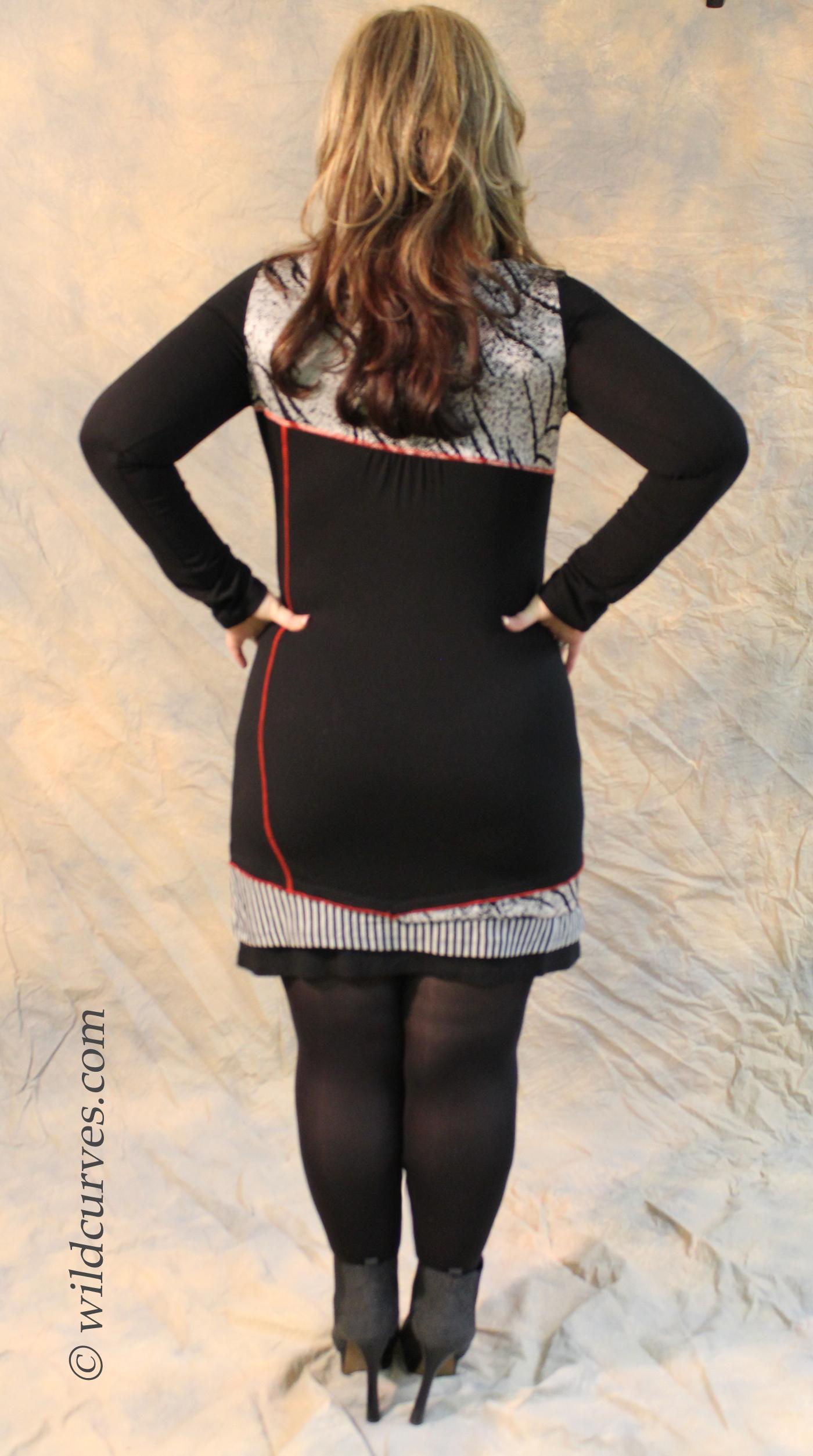Dzhavael Couture Sweater Dress (2 Left!)