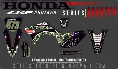 2019 Honda CRF 450/250