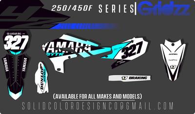 Yamaha YZ450/250f