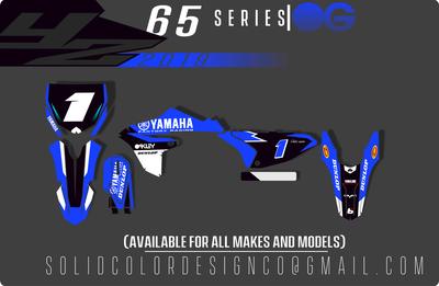 """2019 YZ65/85 """"OG"""" Series Graphics Kit"""