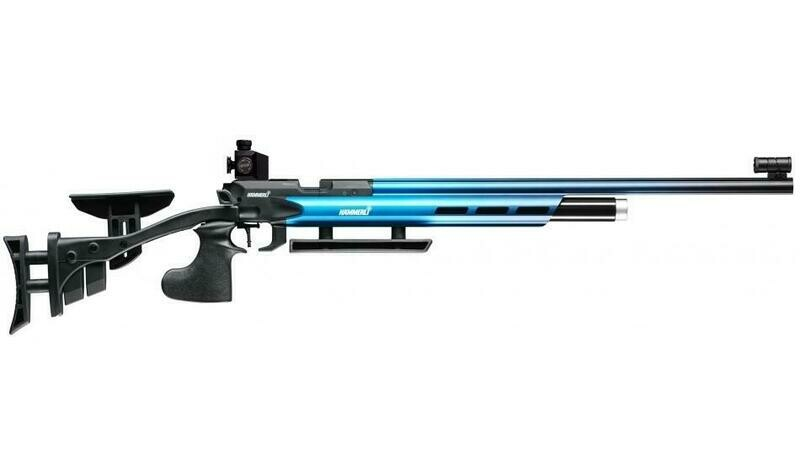 Hammerli AR20 PRO Silver, right/left Match Air Rifle